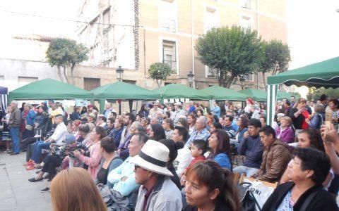 Jornada San Mateo Intercultural. Diversidad y Convivencia