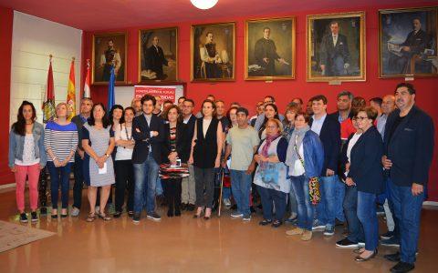 Foto acto institucional